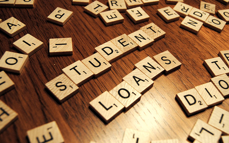Student loan debt for people over 60 has quadrupled in the last decade. (Photo by GotCredit via Creative Commons)