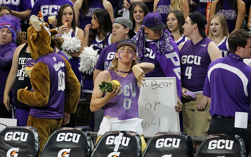 Division I Eligible For First Time Gcu Ready To Begin