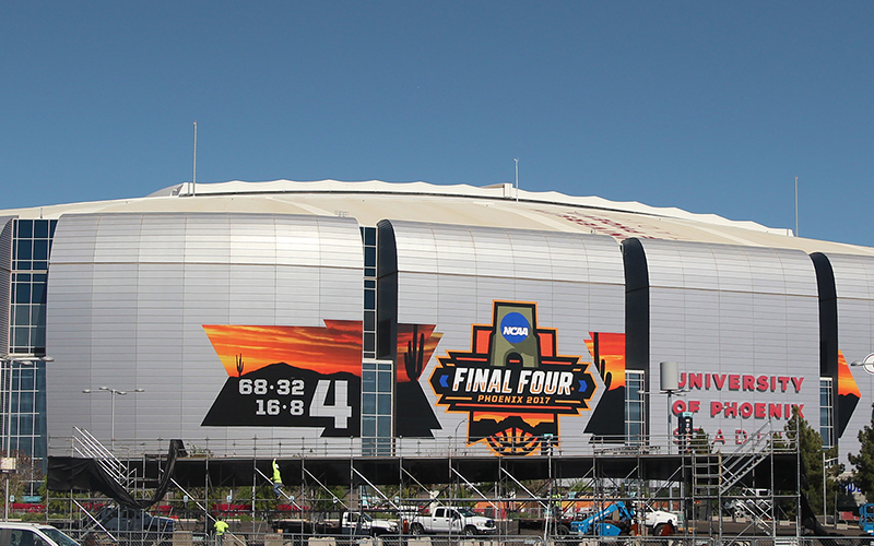 A Guide To Final Four Tickets Activities Parking And More Cronkite News Arizona Pbs