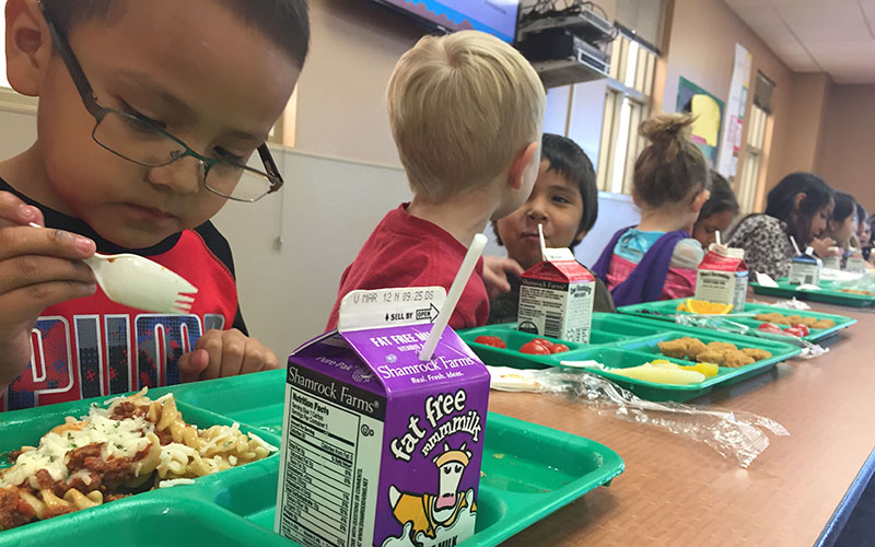 Eight things to know about school lunches in Arizona