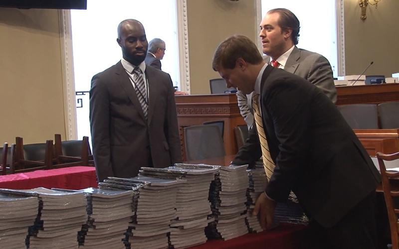 Mulvaney defends plans to cut social programs