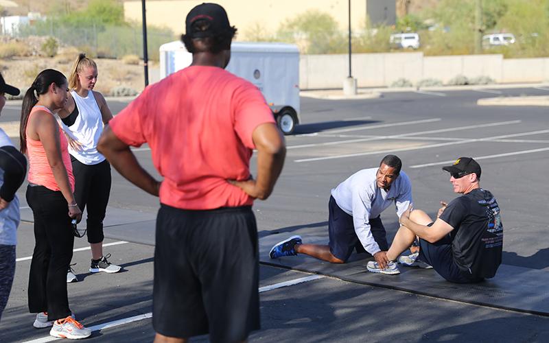Hiring freeze lifted, Phoenix police seek diverse recruits