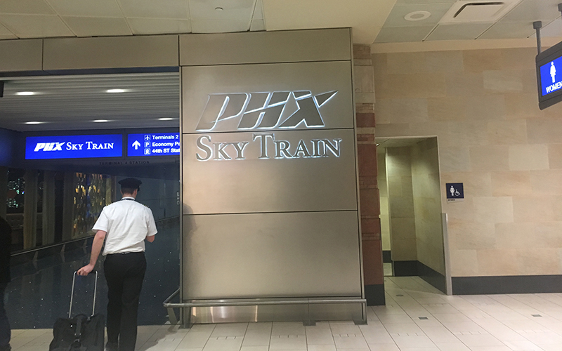 The Phoenix Sky Train