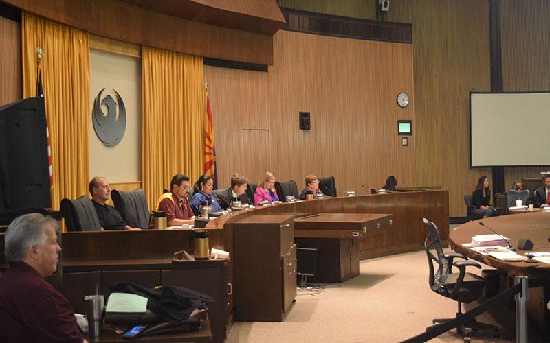 Phoenix City Council members
