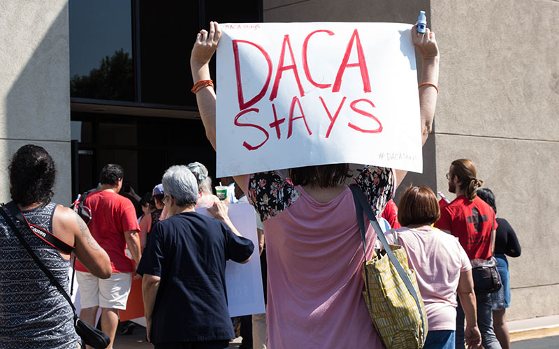 DACA stays