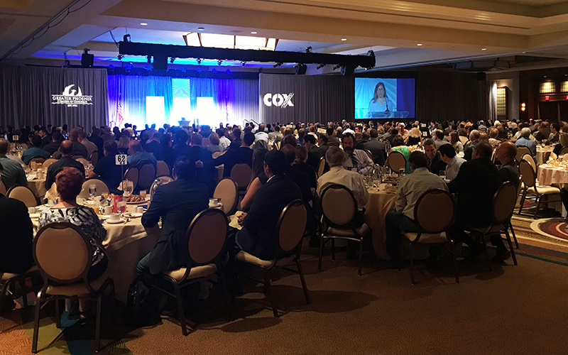 Greater Phoenix Chamber of Commerce Annual Economic Outlook audience