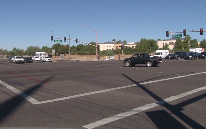 Bell Road and Scottsdale Road intersection