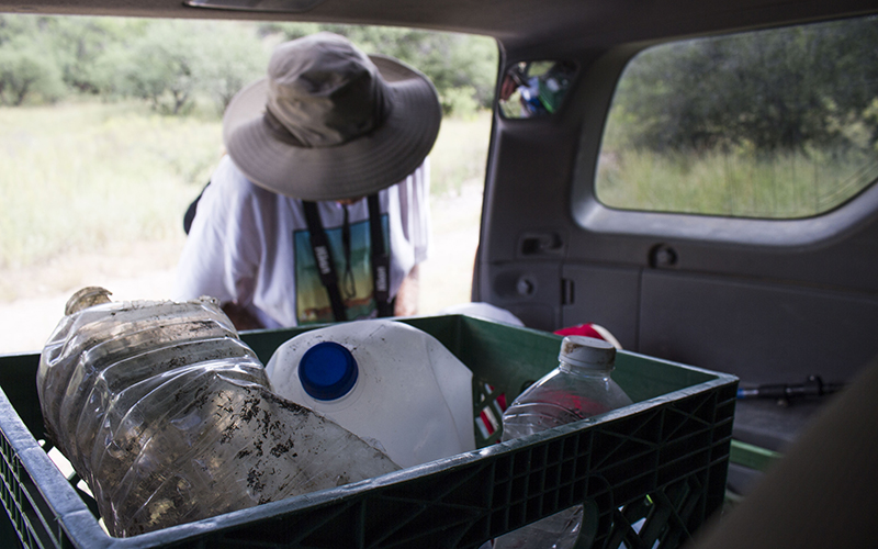 Hundreds of bodies found near the border remain unidentified