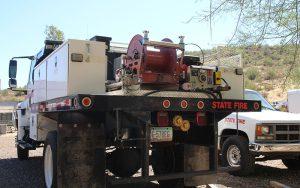 Arizona fire truck
