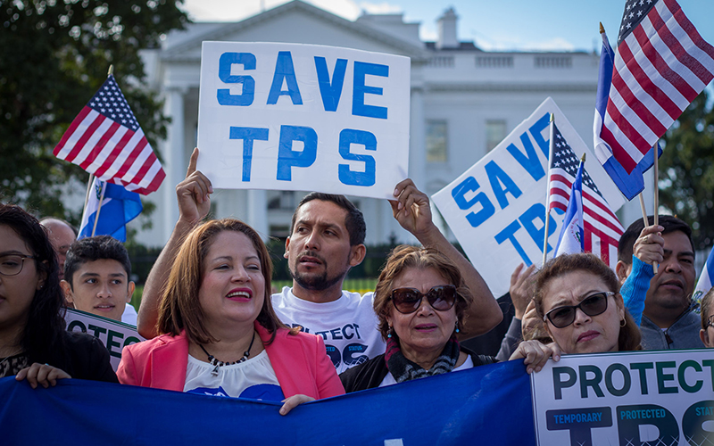 At Least  In Arizona Could Lose Tps Coverage Face Deportation