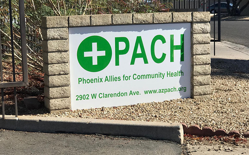 PACH sign