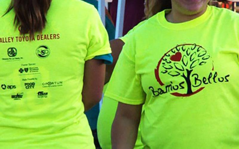Barrios Bellos shirts