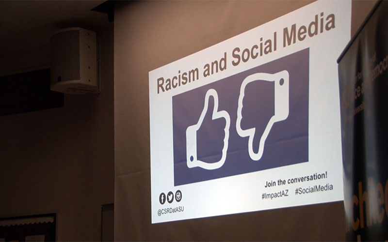 """Racism and Social Media"" powerpoint"