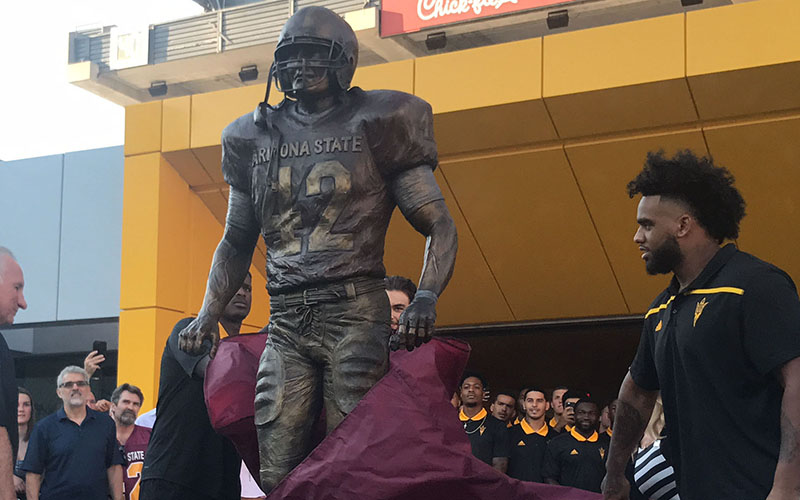977f38e7 Improving the game day experience: ASU football fans speak out ...