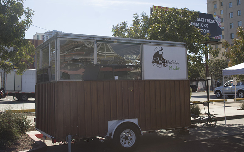 Local Mexican Food Truck Takes On Vegan Cuisine Cronkite News