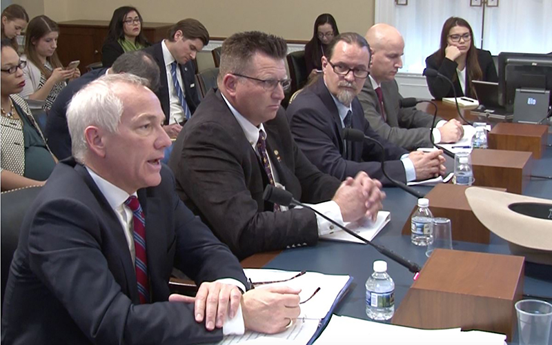 House Natural Resources Subcommittee On Oversight And Investigations