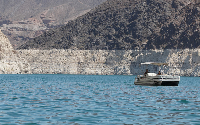 colorado river reservoirs expected to be less than half full