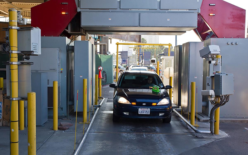 CBP chief looks to expand vehicle-scanning technology at Nogales