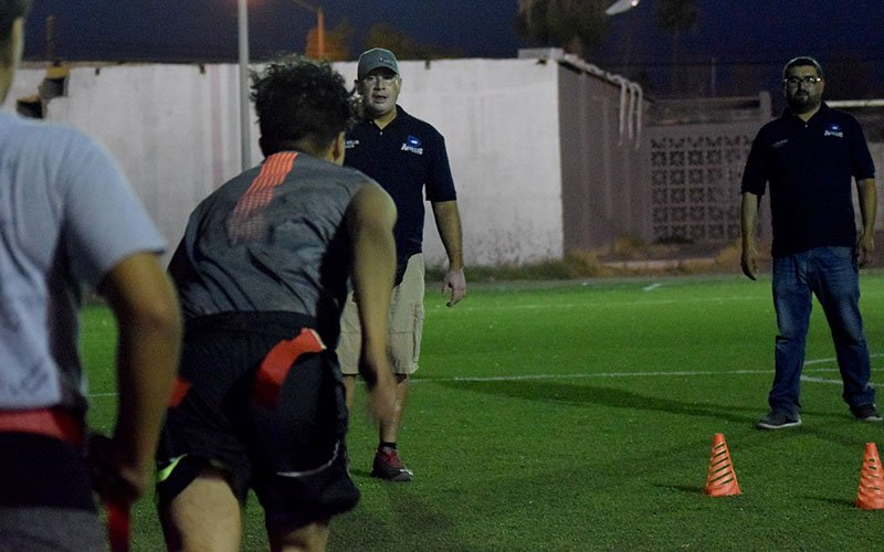 American Football grows in Mexico | Cronkite News