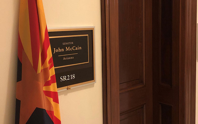 Jon Kyl Returning to Senate to Serve Remainder of McCain's Term
