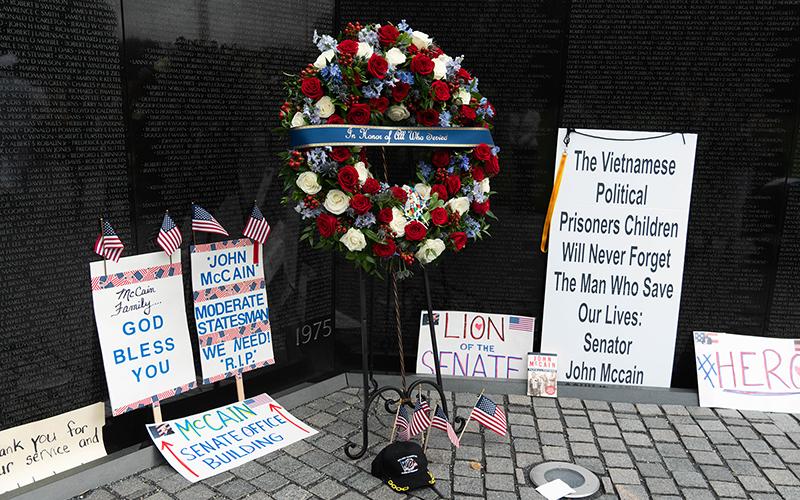 John McCain's Funeral: Barack Obama Blasts Donald Trump's 'Bombast & Phony' Controversies
