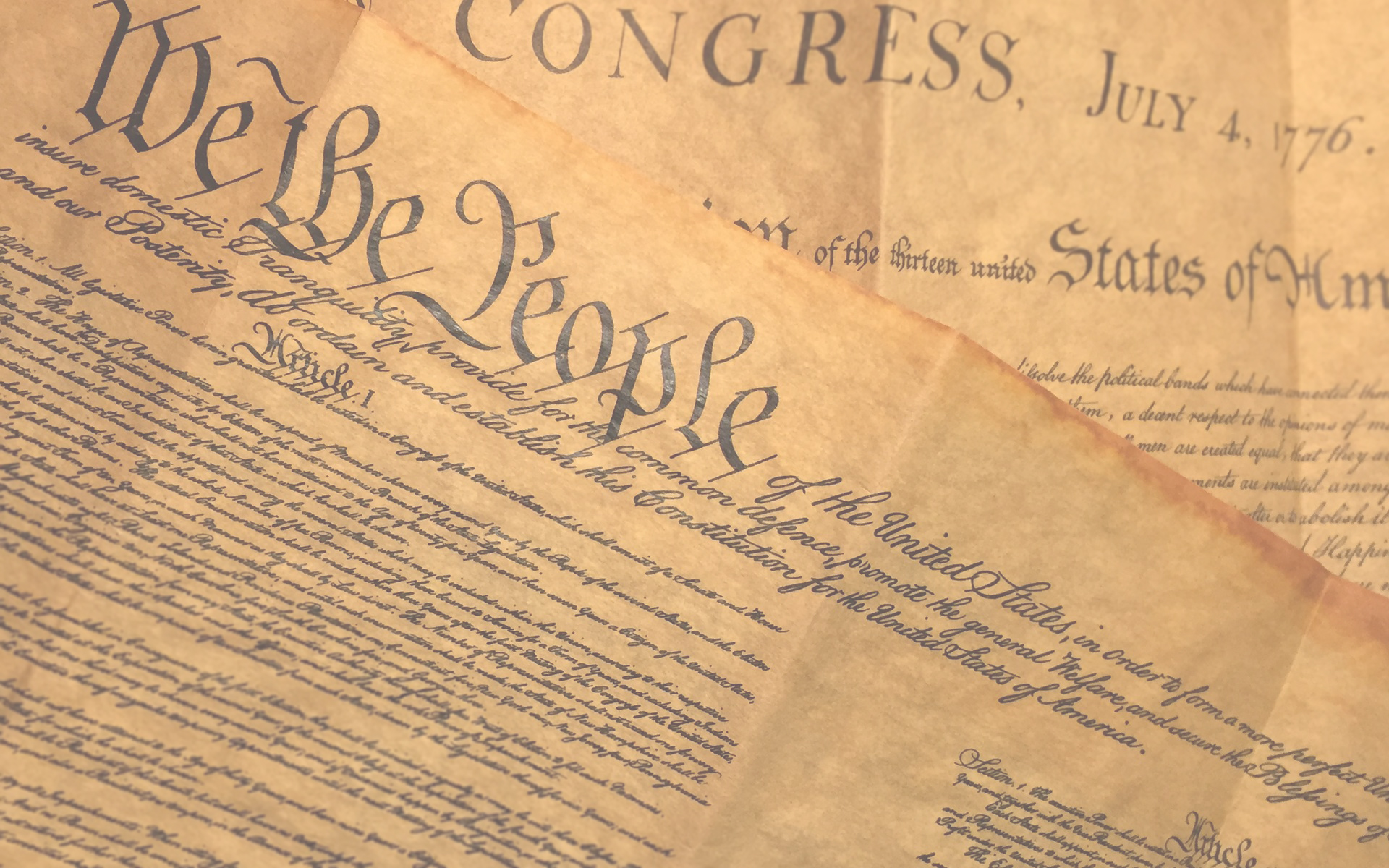 The United States Cons Utions 14th Amendment Grants Citizenship To Those That Are Born On U S Soil P O By Lynn Melchiori Creative Commons