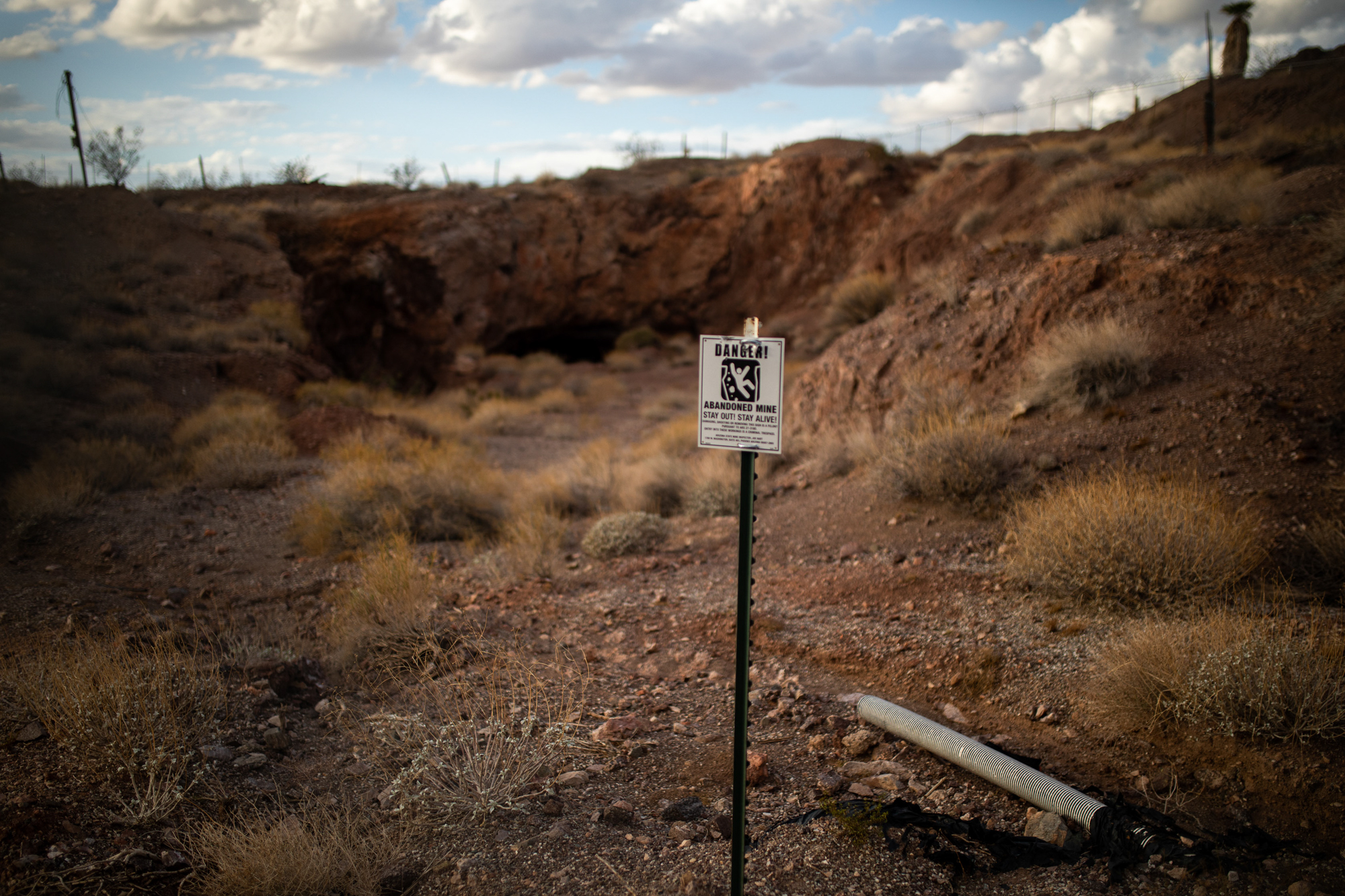 Arizona's abandoned mine problem