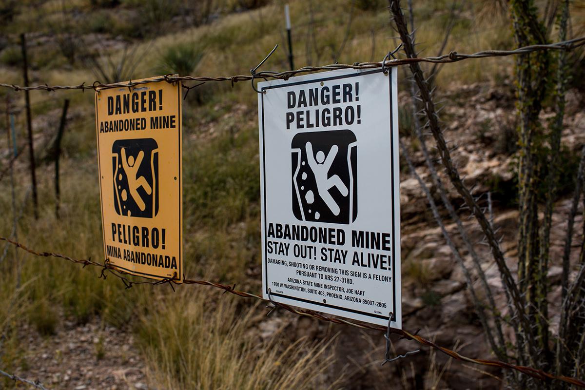 Arizona's abandoned mine problem on old mine maps, gold mine maps, ohio underground mine maps, coal mine maps,