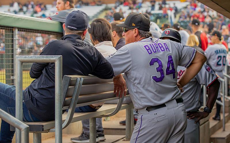 Bridging baseball's language gap, bilingual players