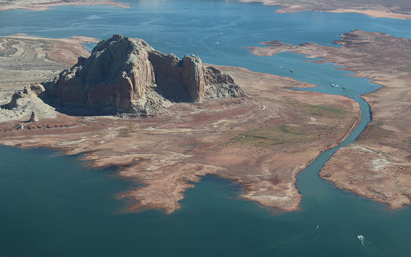 Utah rolls back hydroelectric power plans for Lake Powell pipeline