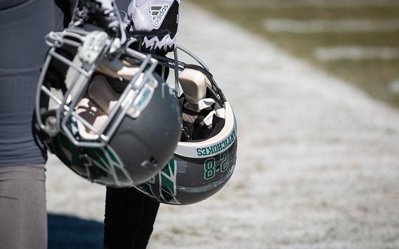 Arizona JUCO football players sue MCCCD over cuts | Cronkite