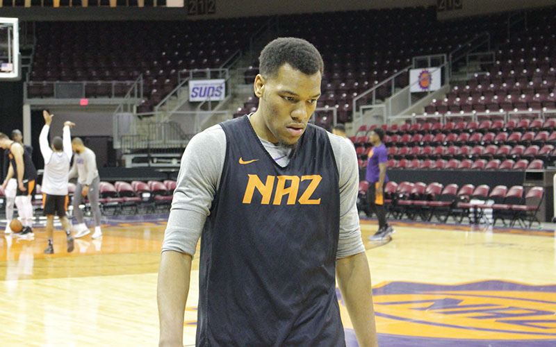 G League Northern Arizona Suns players must live life on the fly