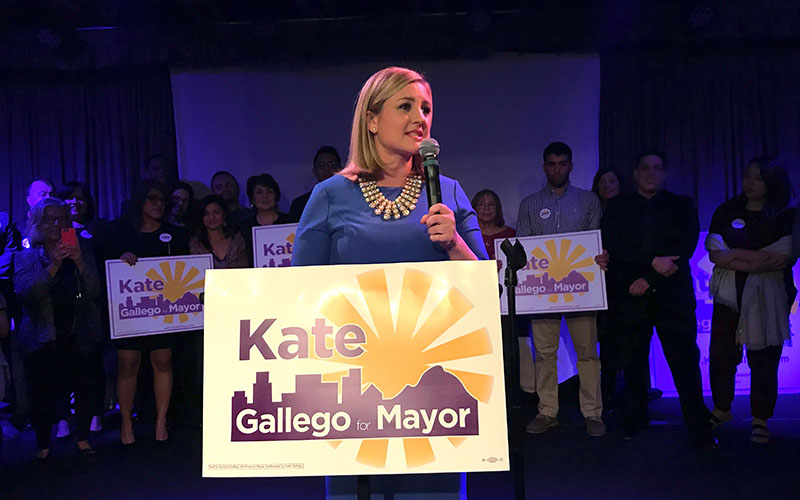 Gallego wins big in runoff to become second woman elected Phoenix mayor