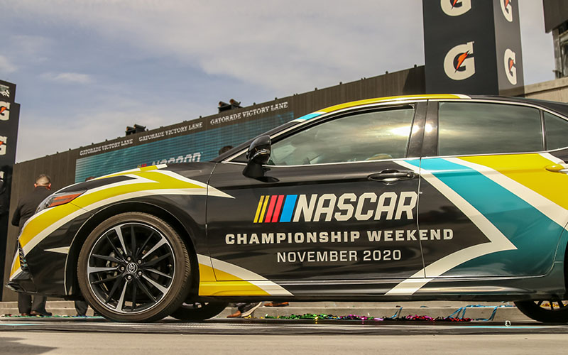 Another big event for Arizona: ISM Raceway lands NASCAR's Championship Weekend