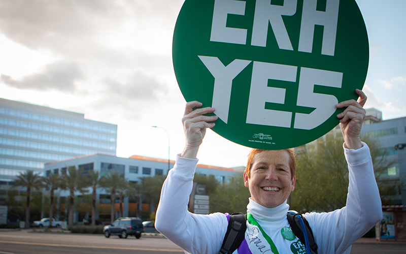 Divided House votes to reset deadline to ratify Equal Rights Amendment | Cronkite News - Arizona PBS