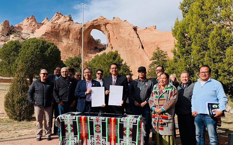 In the land of coal, Navajo Nation looks to renewable energy