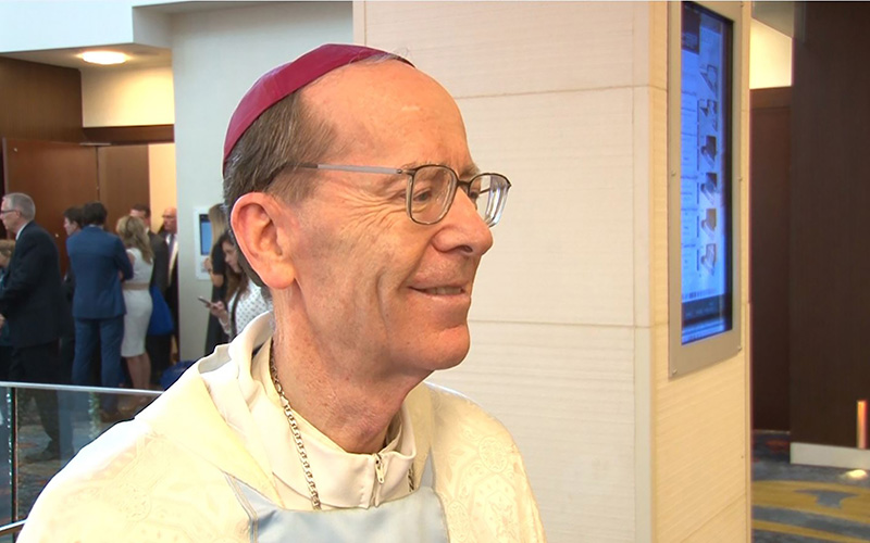 Phoenix bishop brings pro-life, traditional marriage message to D.C.