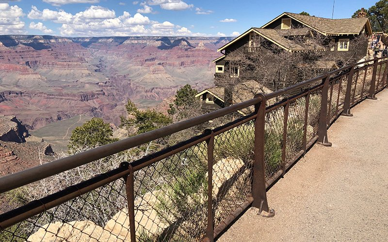 Accidental Falls At Grand Canyon Lead To Third Fatality