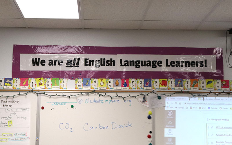 New Law Changes How English Language Learners Are Taught