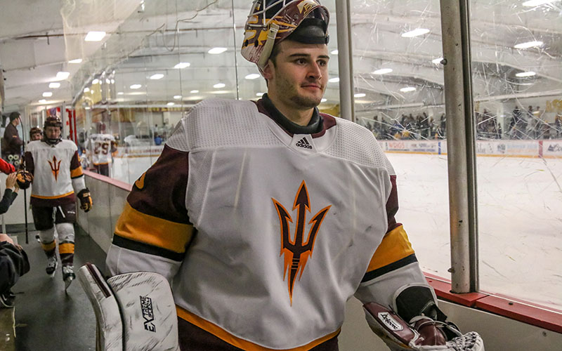 Power play: Led by ASU, collegiate hockey flexes its muscle in Arizona