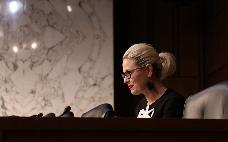 Sinema, McSally split as Senate rejects call for impeachment witnesses