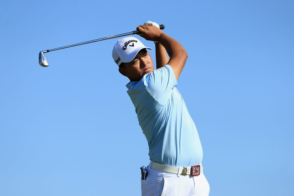 With guidance of ASU greats, Chun An Yu makes second consecutive appearance at US Open