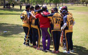 Arizona Falcons, of the Arizona Cricket Association