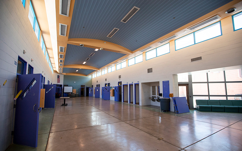 Migrant shelter in Tucson may move to former juvenile detention facility