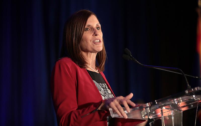 The tough gets tougher: McSally again faces primary race in Senate bid