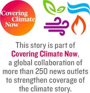 Covering Climate Now series