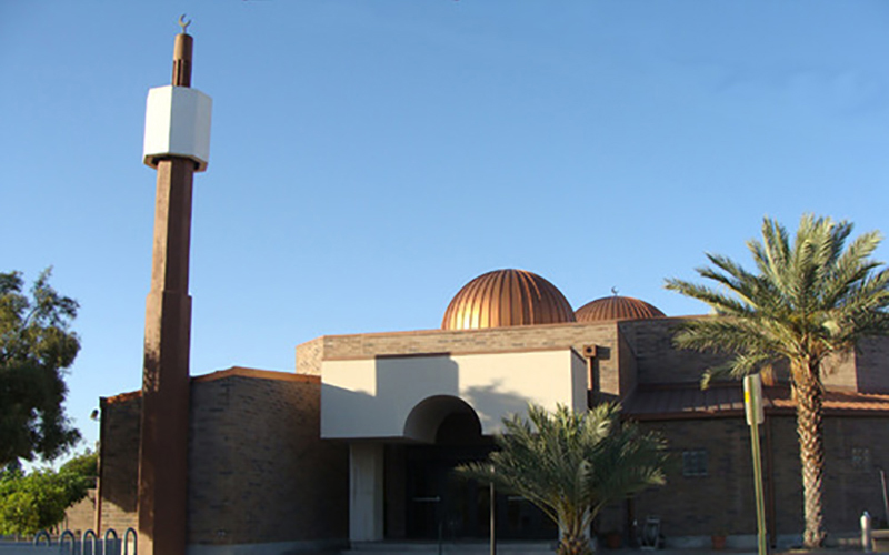 One act, two takes: Tucson mosque debates whether act was hate crime
