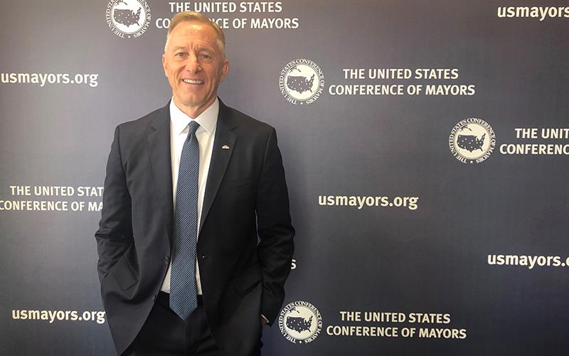 Mesa mayor, others in Washington to urge action on gun