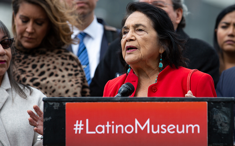 Lawmakers optimistic for bill on National Museum of the American Latino