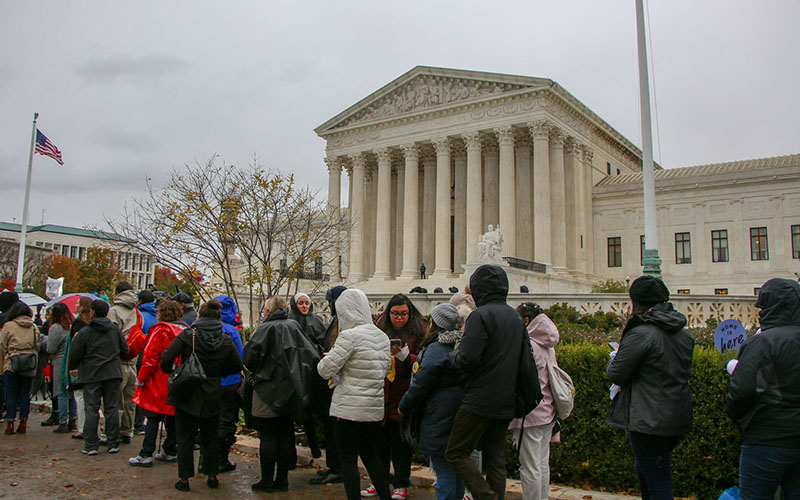Justices concede likely impact of DACA ruling, still question program